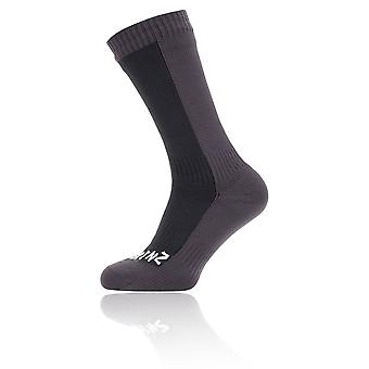 Sealskinz Waterproof Cold Weather Mid Length Socks - AW20