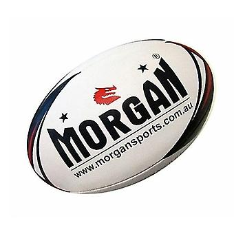 Morgan Match 4 ply Rugby League Ball