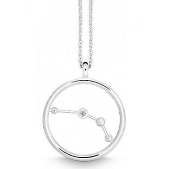 QUINN - Necklace - Ladies - Silver 925 - Wess. (H) / piqué - 0274209