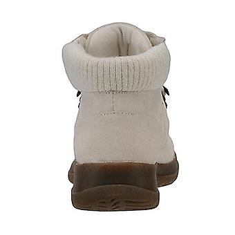 Wanderlust Womens Boston Leather Closed Toe Ankle Cold Weather Boots