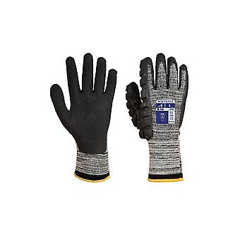 Portwest hammer-safe glove (left) a796