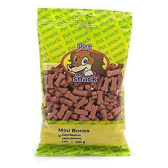 Frigera Bones Salmon (Dogs , Treats , Chewy and Softer Treats)