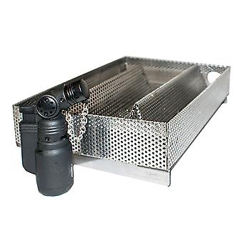 Outdoor Magic Cold Smoker Tablett für HolzPellets