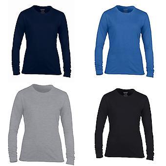 Gildan naisten/naisten suorituskyky Freshcare pitkähihainen t-paita