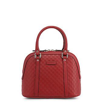 Gucci alkuperäinen naiset ympäri vuoden käsilaukku - punainen väri 37726