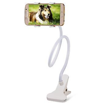 Universal flessibile braccio cellulare clip titolare staffa pigra per iphone samsung xiaomi smartphone