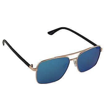 Zonnebril UV 400 Aviator Goud Blauw 2808_52808_5