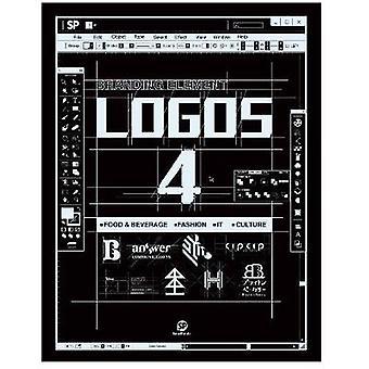 Branding Element Logos - Volume 4 by SendPoints - 9789887757207 Book
