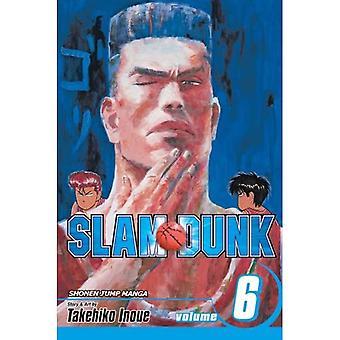 Slam Dunk, Volume 6: Nothing to Lose (Slam Dunk (Viz))