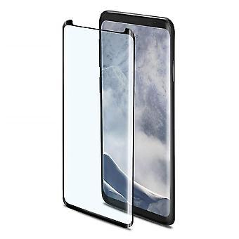 Bildschirmschutz Samsung Galaxy Note 9 gehärtetes Glas / 3D umfassend - schwarz