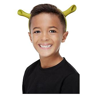 Oreilles Shrek enfants sur le bandeau Fancy Dress Accessory Book Day