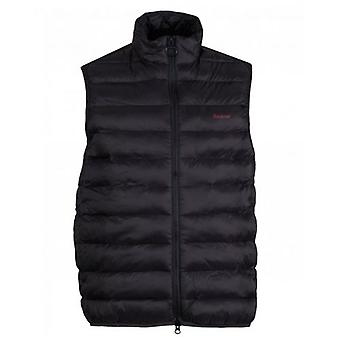 Barbour Bretby Ner Fylld Quilted Gilet