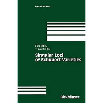 Singular Loci of Schubert Varieties by Sarason & Sara