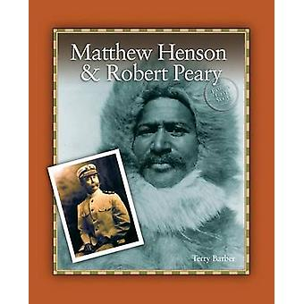 Matthew Henson  Robert Peary by Barber & Terry