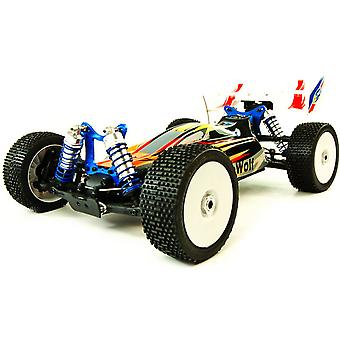 Varulv 1/8 Brushless elektriske RC Buggy - Pro-version 2.4Ghz