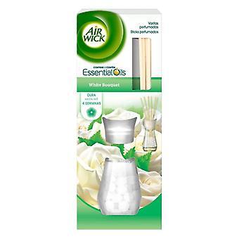 Air Wick White Bouquet Parfum Bars/x1