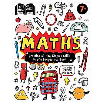 Help With Homework 7 Maths by Autumn Publishing