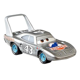Disney Cars Bilar Strip Weathers AKA The King Metall