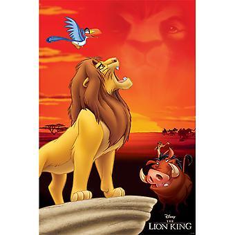 Lion King King of Pride Rock Maxi Poster