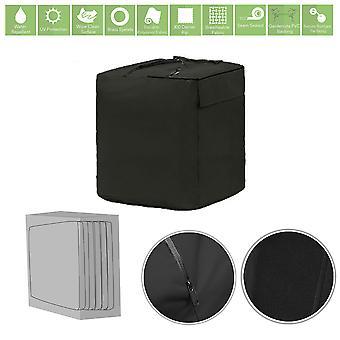 Czarna wodoodporna torba ogrodowa akcesoria ogrodowe Protector Medium Storage Bag