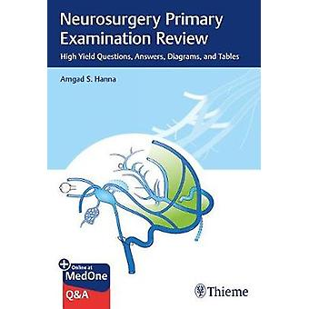 Neurosurgery Primary Examination Review - High Yield Questions - Answe
