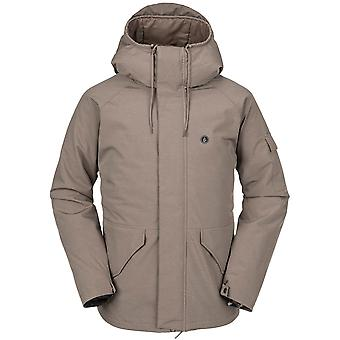 Volcom Synthwave 5K Jacket in Brindle