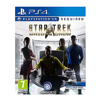 Star Trek: Bridge Crew - Playstation VR (PS4)