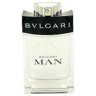 Bvlgari Man Eau De Toilette Spray (testare) av Bvlgari 3,4 oz Eau De Toilette Spray