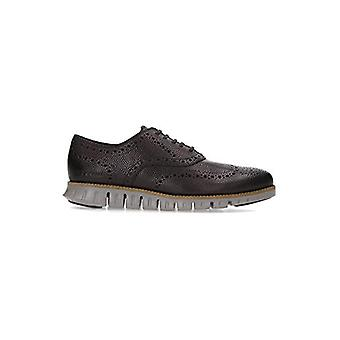 Cole Haan Mens Zerogrand Leather Low Top Lace Up Fashion Sneakers