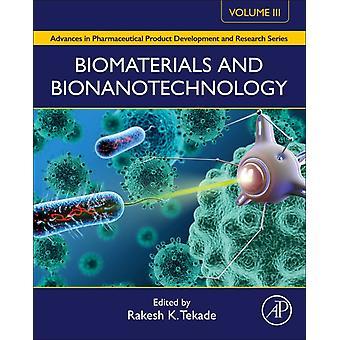 Biomateriales y Bionanotecnología por Rakesh Tekade