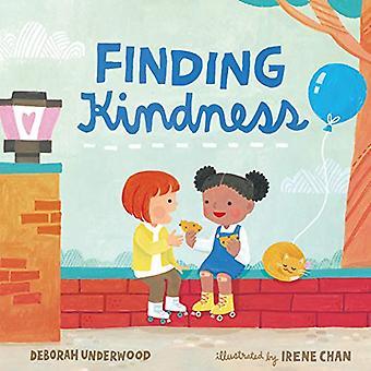 Finding Kindness by Deborah Underwood - 9781250237897 Book