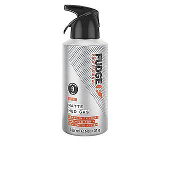 Fudge Professional Finish Matte Hed Gas 135 Ml Unisex
