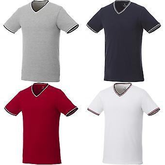 Elevate Mens Elbert Pique T-Shirt