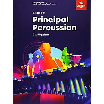 Principal Percussion - 9781786012975 Book