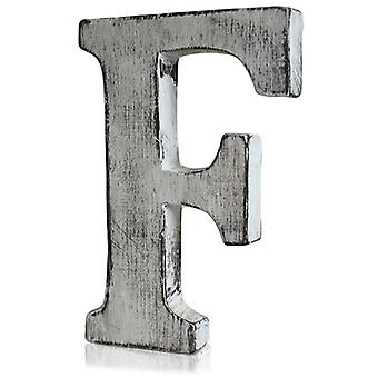 Shabby Chic lettre - F
