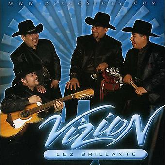 Vizion - Luz Brillante [CD] USA import