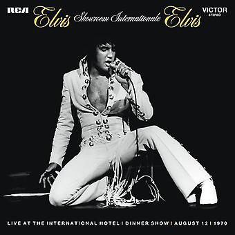 Elvis Presley - importación de Estados Unidos exposición Internationale [vinilo]
