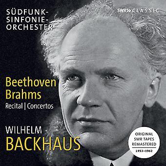 Beethoven / Backhaus - Recital & Concertos [CD] USA import
