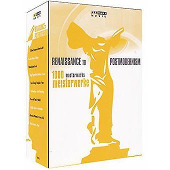 1000 Masterworks Box Set [DVD] USA import