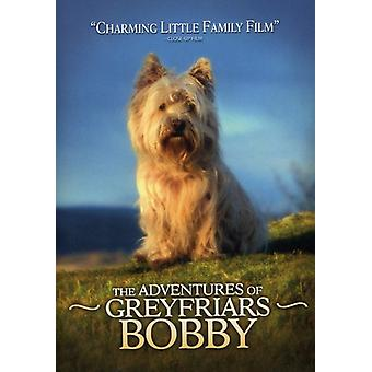 Adventures of Greyfriars Bobby [DVD] USA import