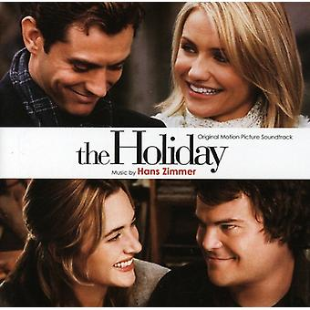 Various Artists - The Holiday [Original Motion Picture Soundtrack] [CD] USA import