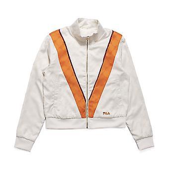 Fila Wmn Halle Satiini Track Jacket 687629A493 universal koko vuoden naisten takit