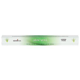 Elements Aloe Vera Incense Sticks (Box Of 6 Packs)