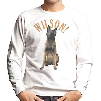 Friday Night Dinner Wilson Men's Sweatshirt