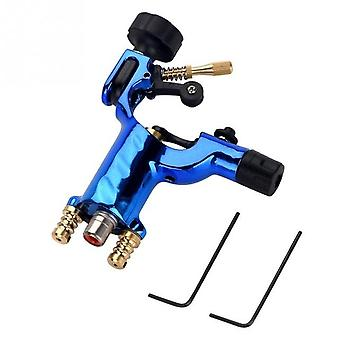 Professional Rotary Liner Shader Tattoo Machine - Strong Motor Gun with RCA Cord Electric Tattoo Gun
