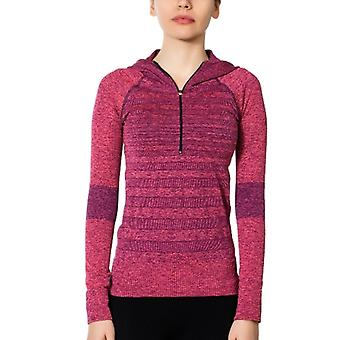Jerf Womens Reus Purple Hoodie