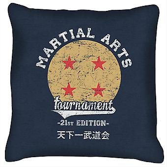 Dragonball Z Martial Arts Tournament Cushion