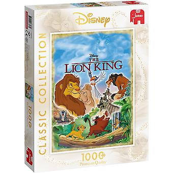 Jumbo Disney 1000 Pc Jigsaw Puzzle