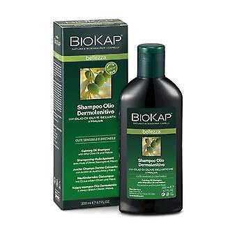 Dermo-soothing oil shampoo 200 ml