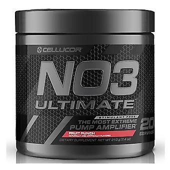 Cellucor N O Ultimate fruit punch 210 gr